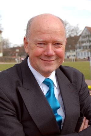 SPD-Stadtrat Elmar Haug