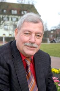 Eberhard Haug, SPD-Fraktionsvorsitzender